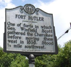 The History of Cherokee County NC